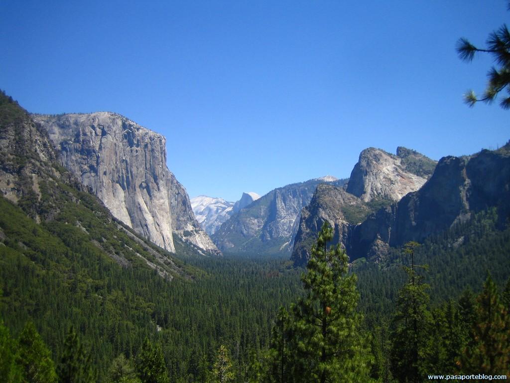 Valle Yosemite, California