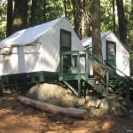 Alojarse en el Parque Nacional de Yosemite