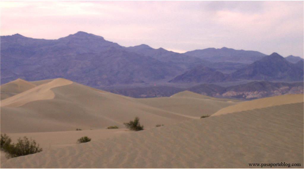 Desierto de Arena, Death Valley