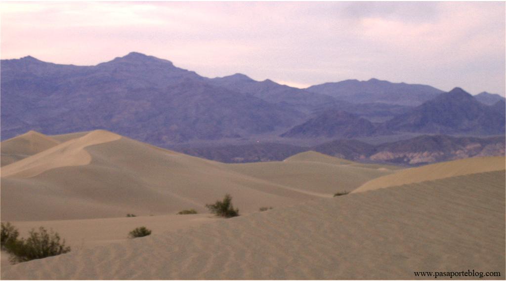 Desierto de Arena, Death Valley