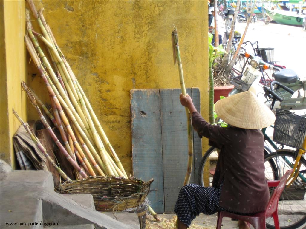 Artesania en Hoi An, Vietam