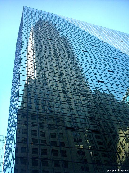 Rascacielos Crhysler Building viaje Nueva York