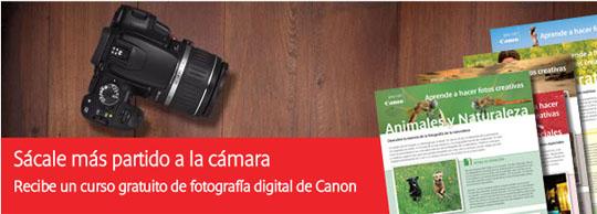 curso de fotografia digital de canon