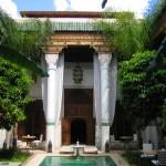 Hoteles, albergues y restaurantes en Marrakech
