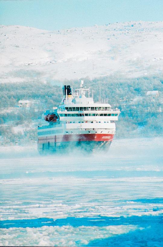 crucero en el artico