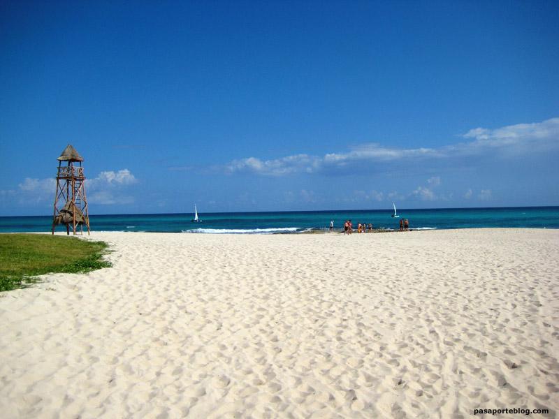 Playa del Carmen Grand Hotel Paraiso Iberostar, hotel en la Riviera Maya, Mejico.