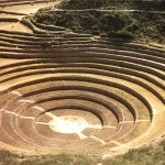 Moray, Perú. Un centro de investigación Inca