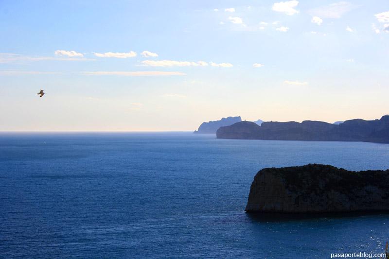 Cabo de la Nao, Javea