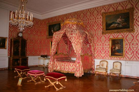 Salones del Palacio de Versalles, Paris, Francia