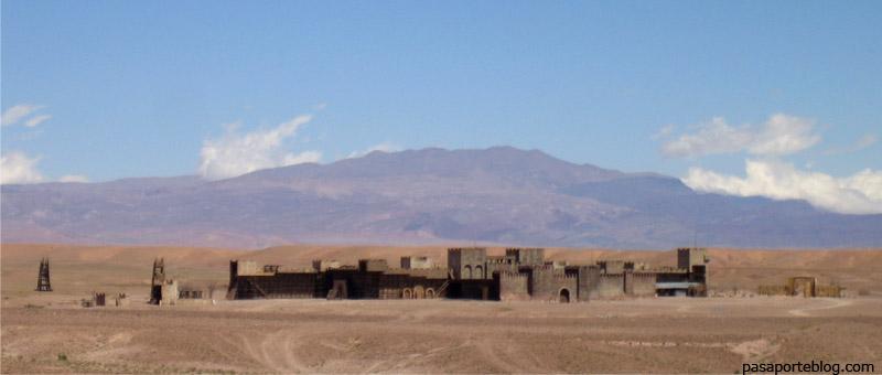 El Reino de los Cielos, Atlas Studios, Ouarzazate, Marruecos