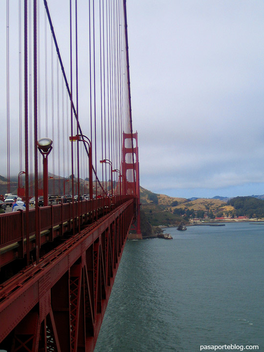 Puente Golden Gate San Francisco California Estados Unidos