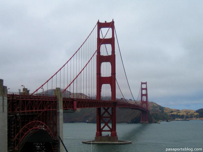 Golden Gate o puente de san francisco