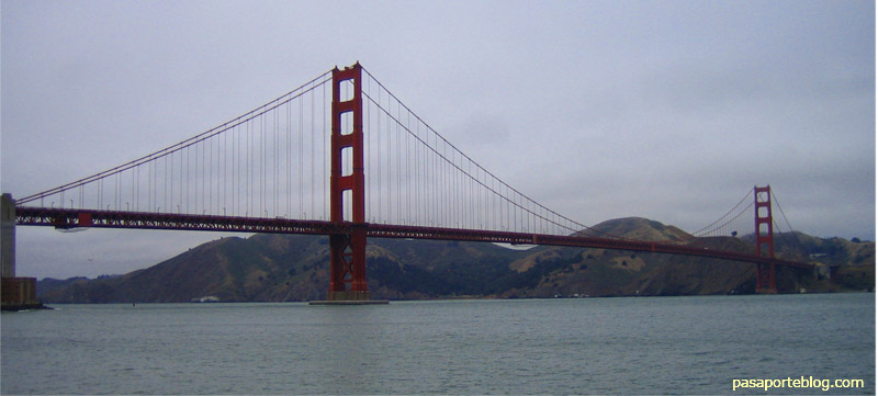 Golden Gate Bridge San Francisco California Estados Unidos