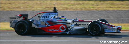 McLaren Valencia Street Circuit, formula 1 valencia f1