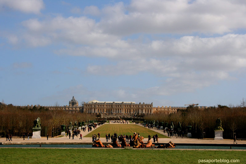 Palacio de Versalles, Paris, Francia