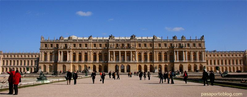 Palacio y Jardines de Versalles, Paris