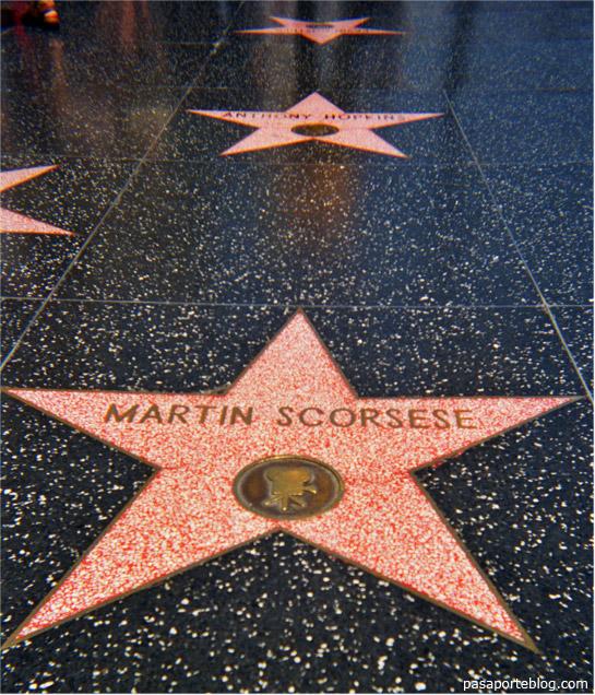 paseo de las estrellas Hollywood Boulevard