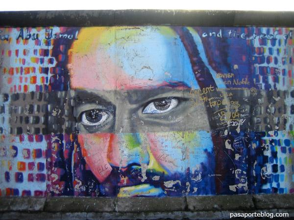 Graffiti Muro de Berlin