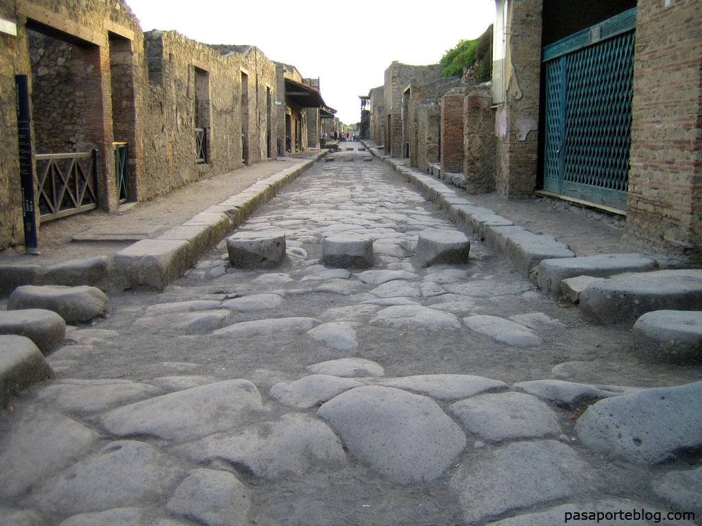 Pompeya, Antigua Roma