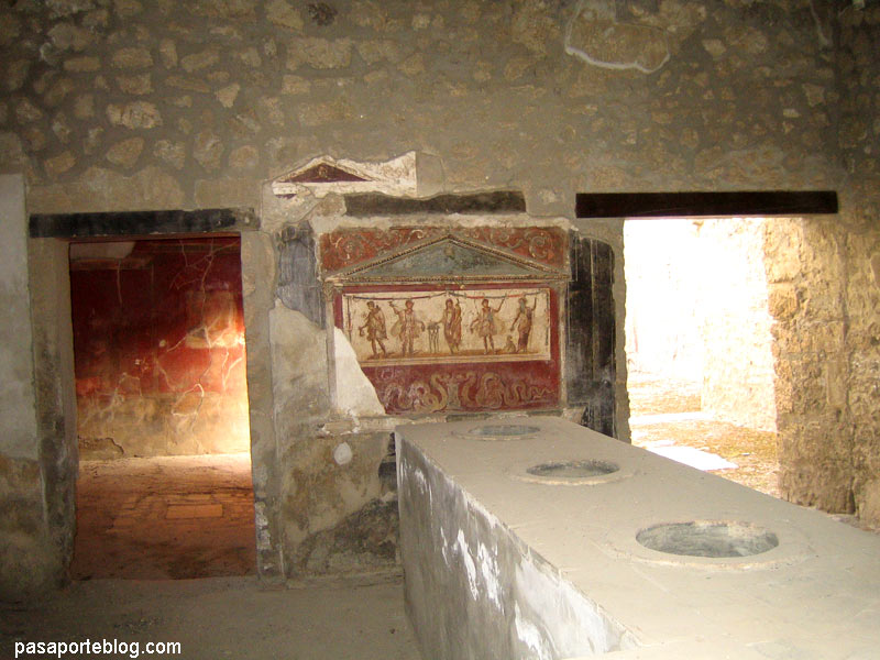 Termoporum Pompeya