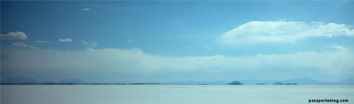 Salar de Uyuni , blog de viajes