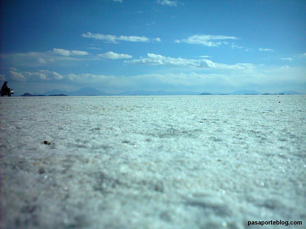 Salar de Uyuni, viaje a Bolivia.