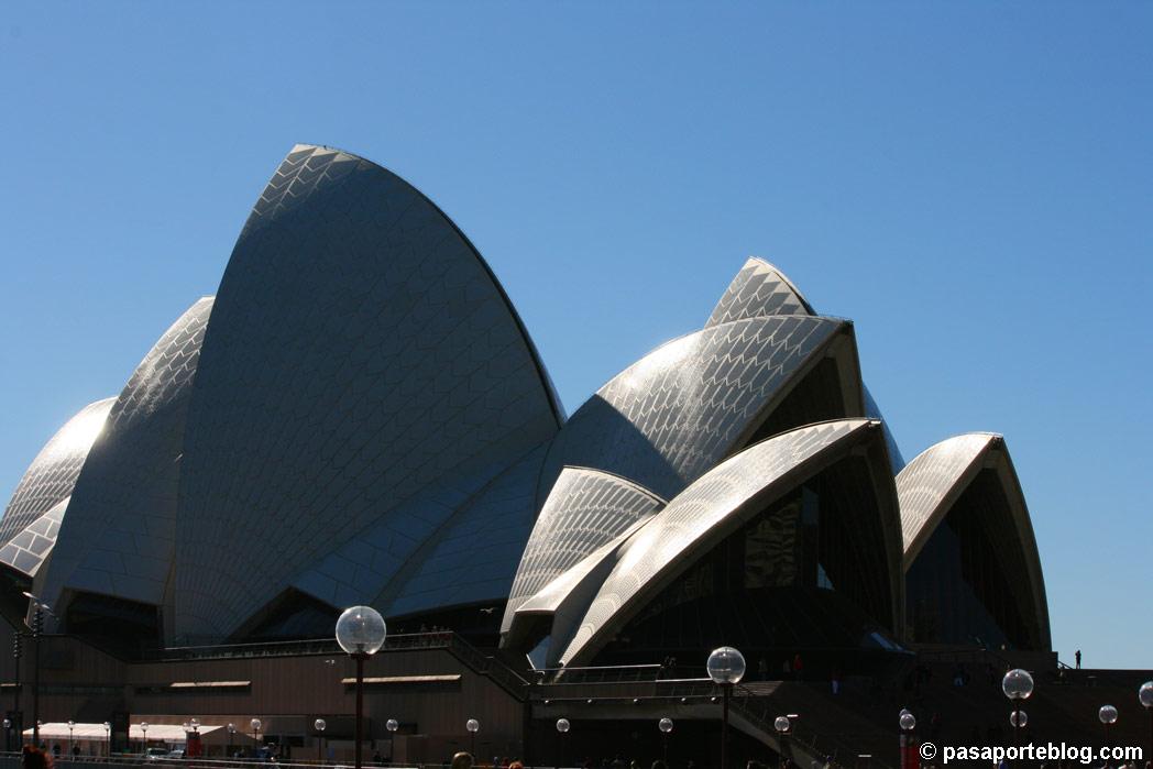 La Opera de Sidney, viaje Australia