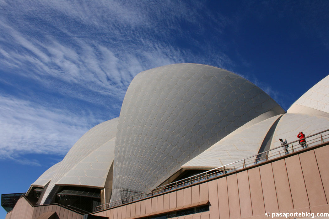 Ópera de Sídney, Australia
