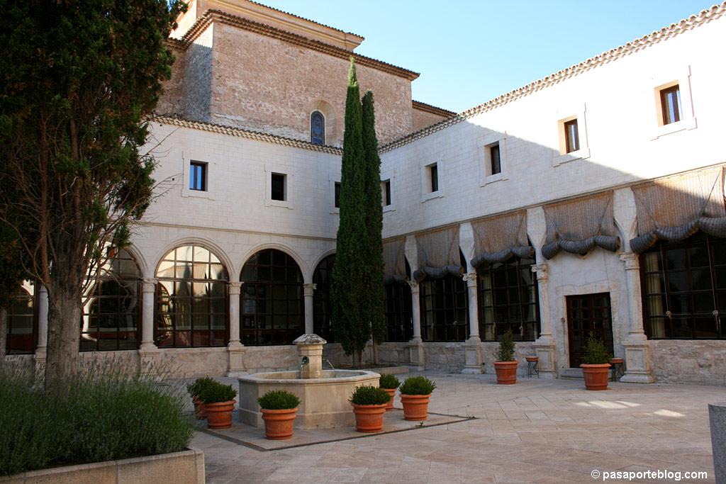 Claustro, Parador de Cuenca, Convento Gótico