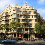 La Pedrera, Gaudi en Barcelona
