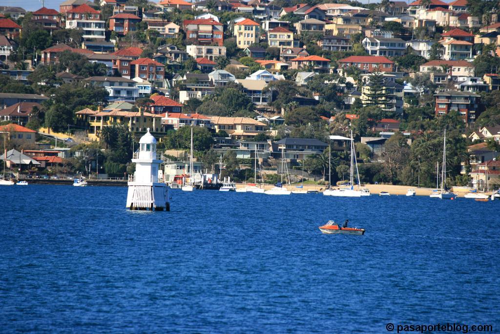 manly wharf, sydney, australia