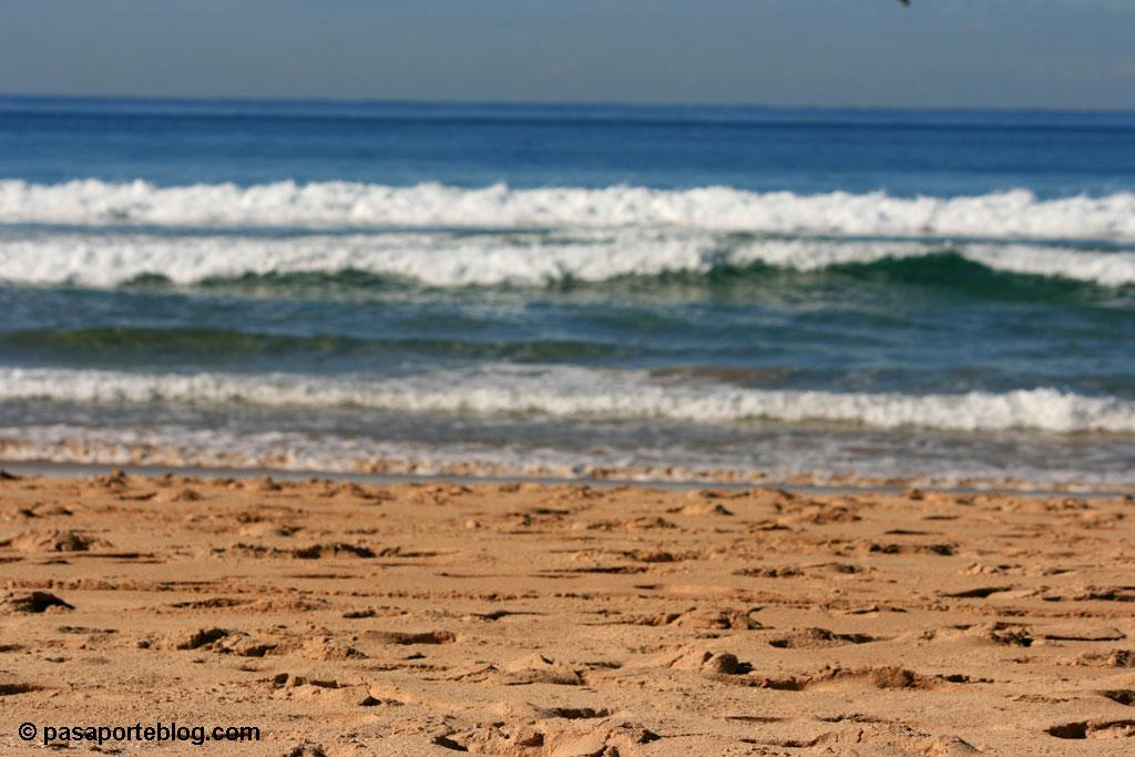 arena de la Playa de Manly, Sydney, Australia