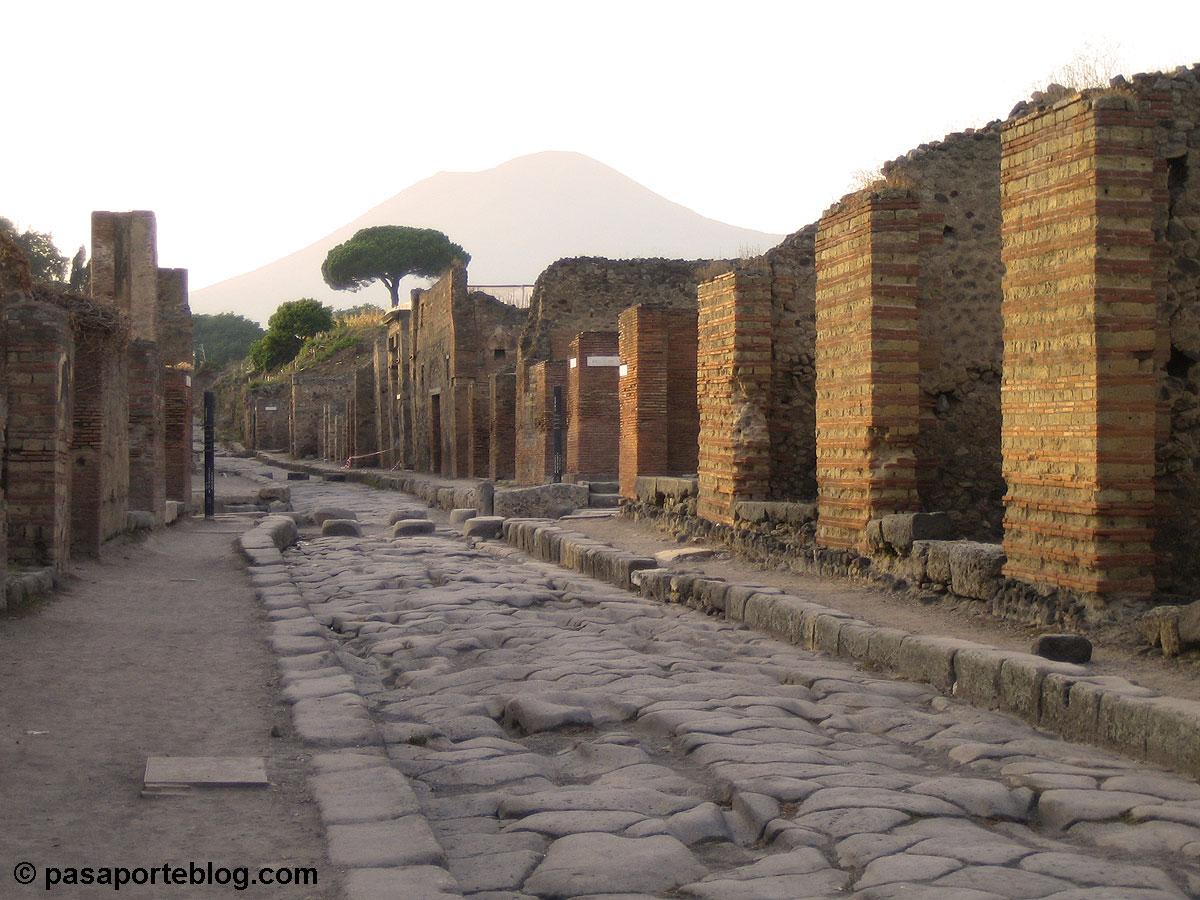 vesubio pompeya