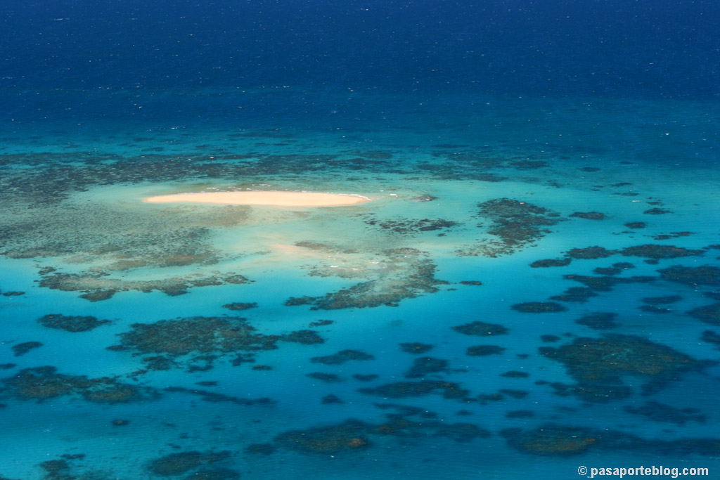 Gran Barrera de Coral Australina Thetford reef