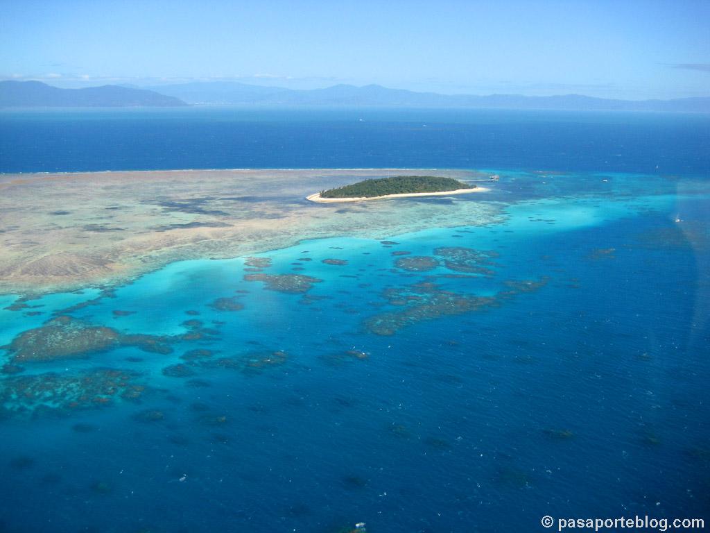 Green Island Gran Barrera de Coral, Australia