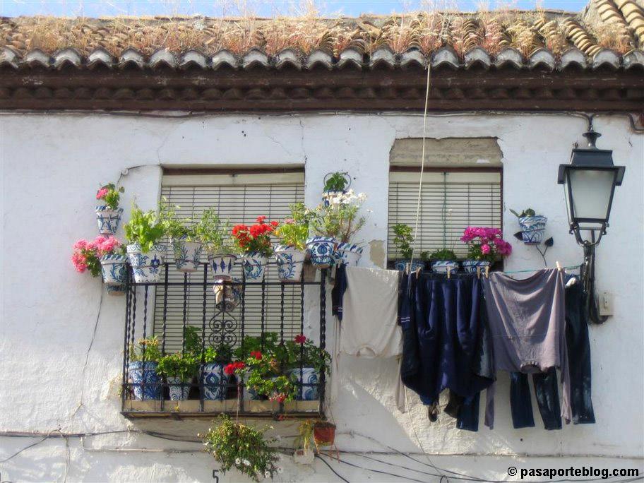 Barrio de Albaicin Granada