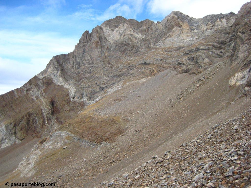 Collado de Eriste, Pirineos