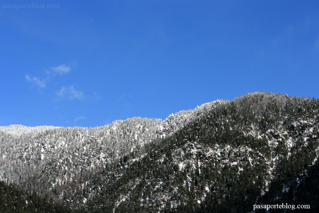 Alpes Italianos, Tarvisio, Udine, viaje Norte de Italia