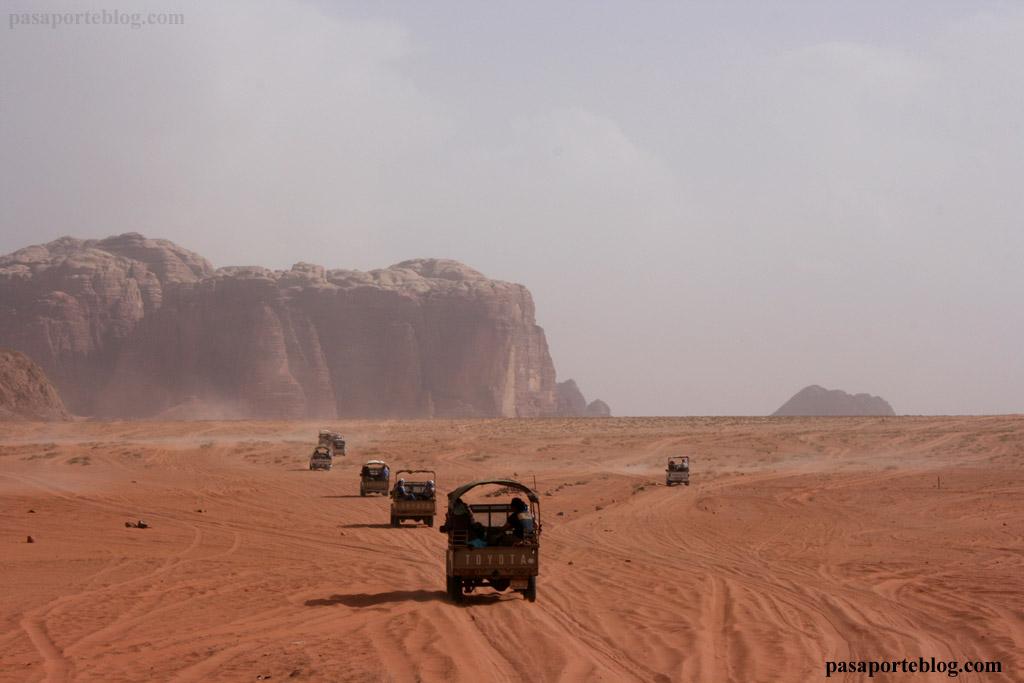 Desierto en 4x4