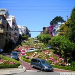 San Francisco, calle Lombard Street