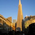Piramide Transamericana, el rascacielos de San Francisco