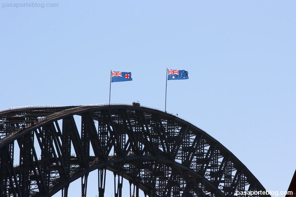 Sydney Harbourg Bridge, viaje a Australia