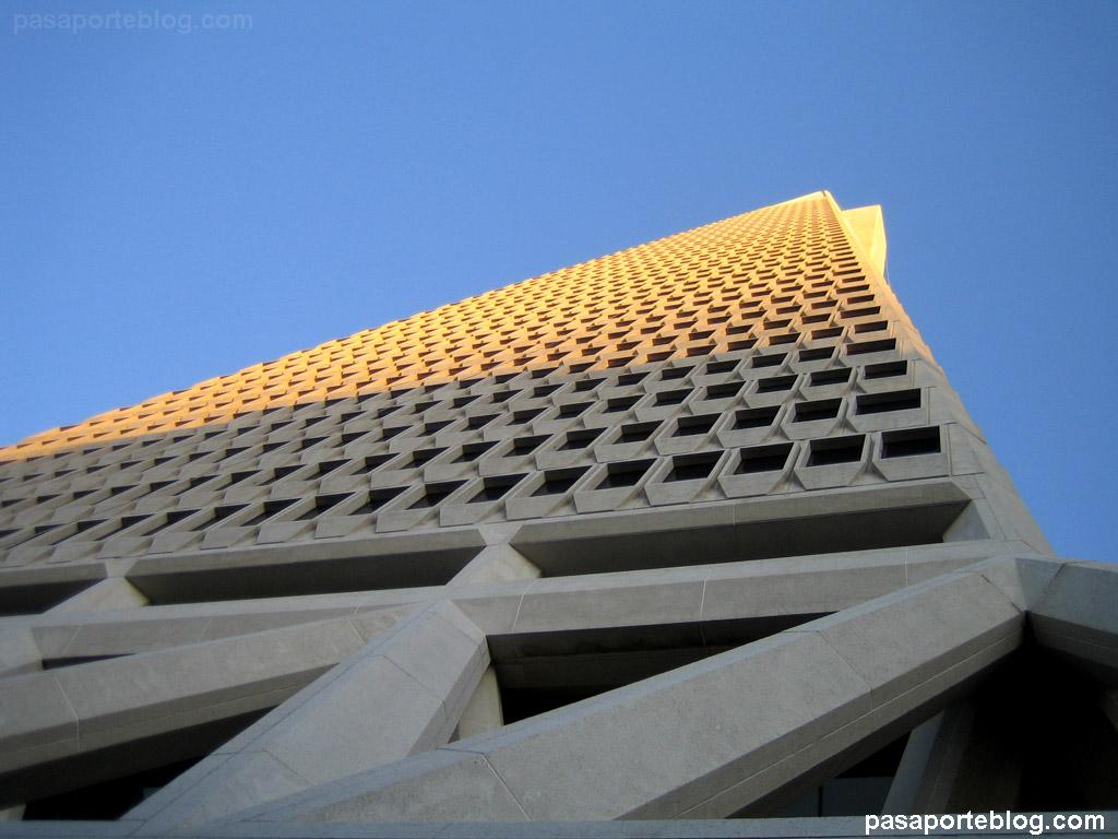 trasnamericana piramide San Francisco