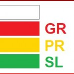 GR Gran Recorrdio PR Pequeño Recorrido SL senderos Locales