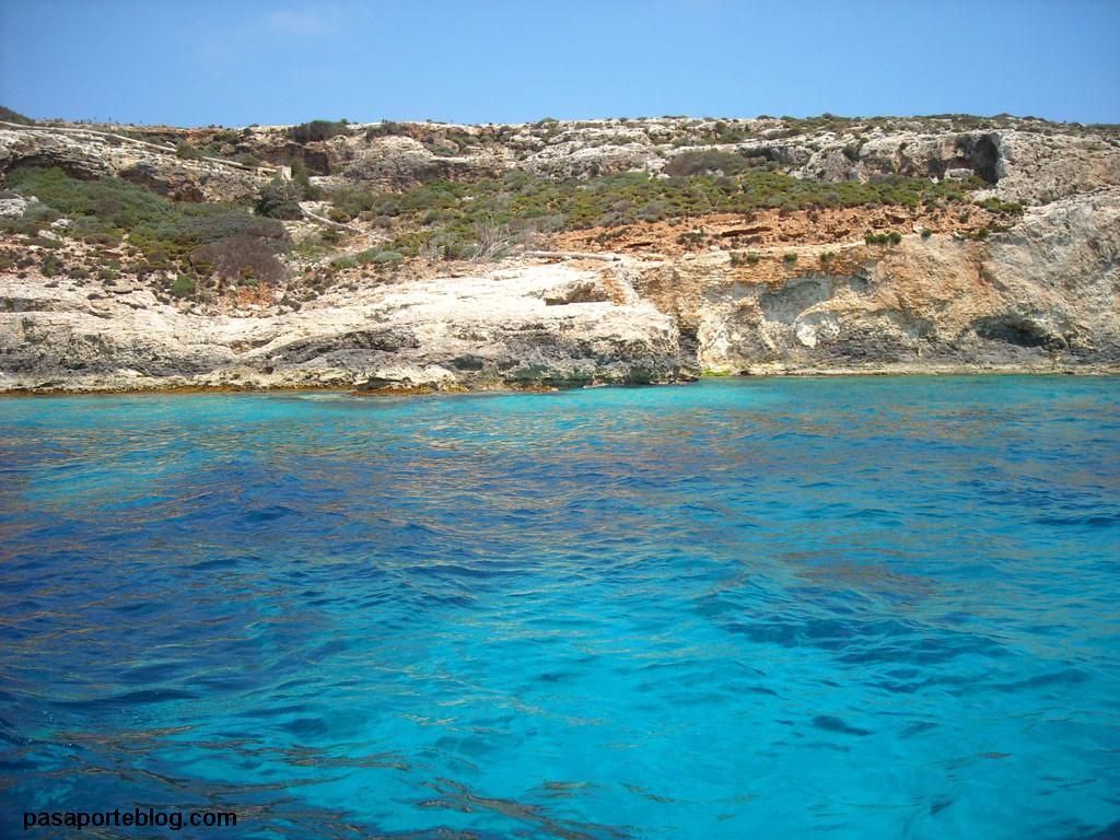 Blue Lagoon Isla de Comino, Malta