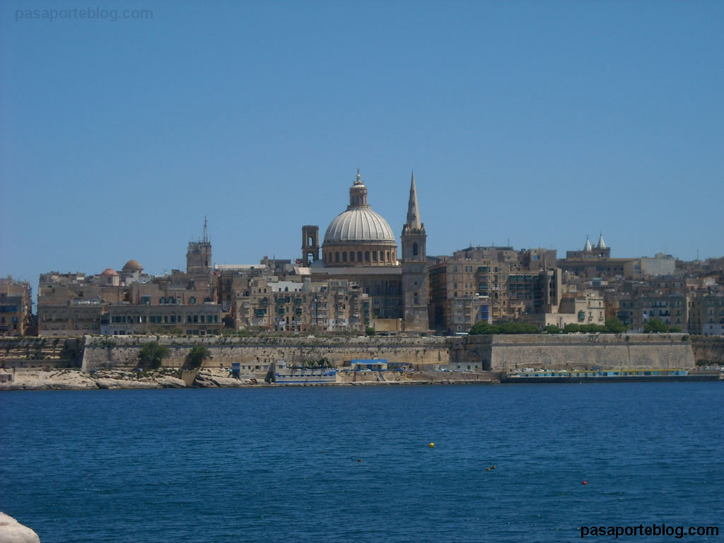 La Valletta o Valletta, es la capital de Malta