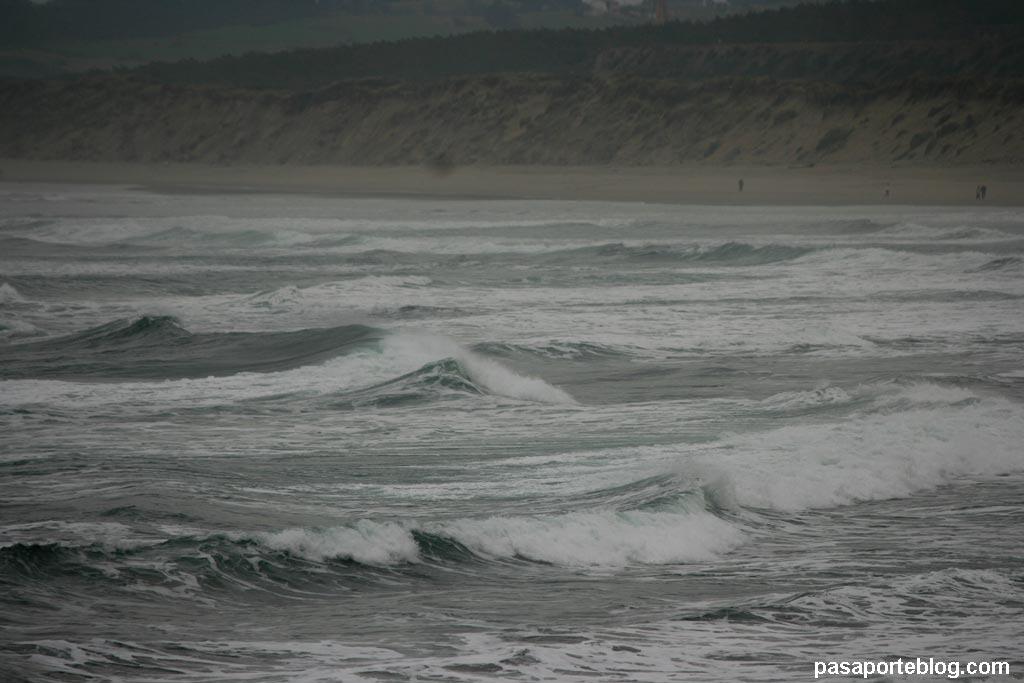 Mar Cantabrico en Asturias