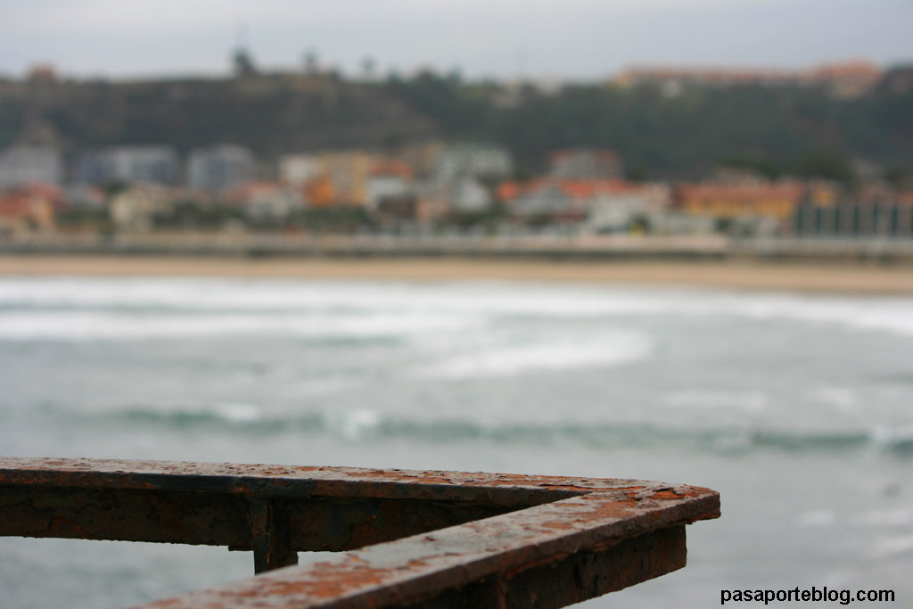 Playa de Salinas, Principado de Asturias