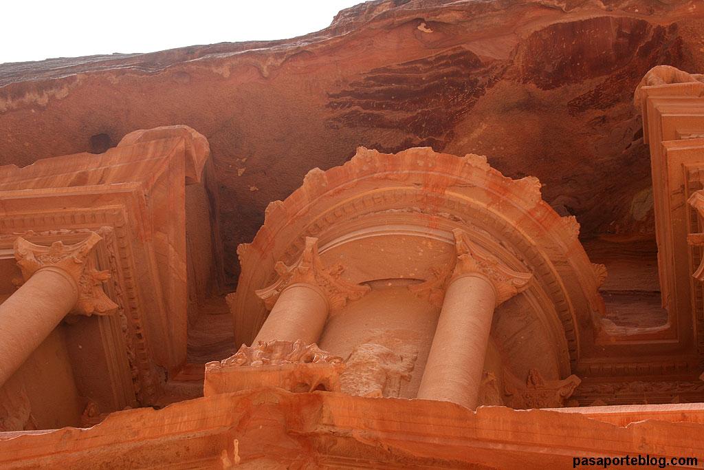 Petra, La Khazneh o la Tesorería, Jordania