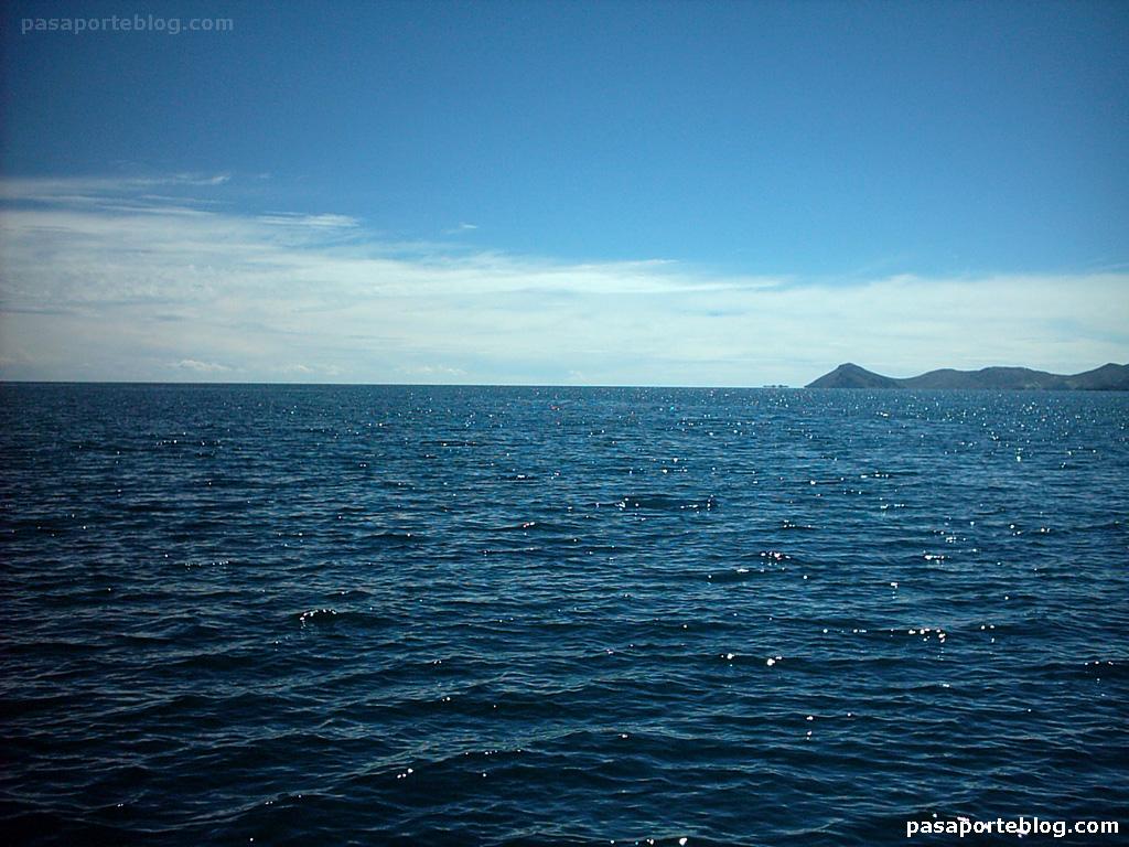 Lago Titicaca, el lago navegable más alto del mundo